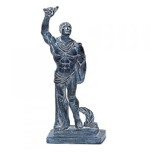 Victory 18.5 inch Bodybuilding Sculpture Trophies