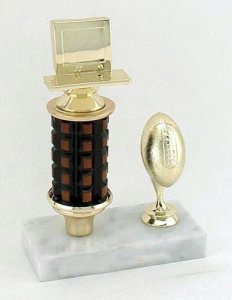 Computer Gamer Trophy Funny Fantasy Football Trophies