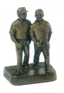 Golf Partners Trophies Small