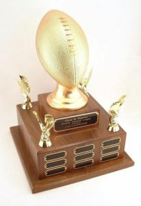 The Big Daddy Championship Fantasy Football Trophies # 11