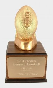Fantasy Football Trophies # 2 Football On Tee