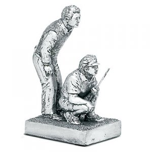 Golf Partners Trophies Mixed Medium