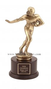 Fantasy Football Trophies, Heisman Style Keeper Trophy