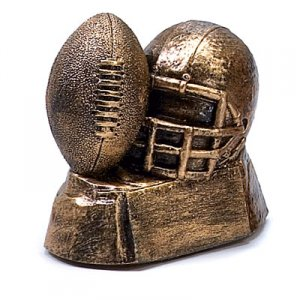 Golden Football Theme Fantasy Football Awards, Keeper Trophies