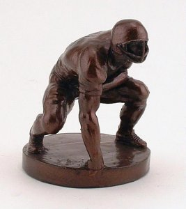 Fantasy Football Trophies Lineman Award