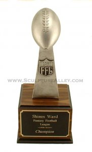 The Vince Silver Fantasy Football Trophies # 31