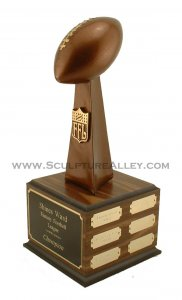 The Vince Fantasy Football Trophies # 31 Bronze