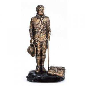 Boy Scout Trophy Sculpture Award Eagle Scout Trophies