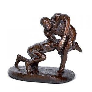 Wrestling Trophies Action Wrestling Sculpture Awards