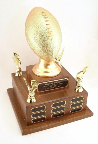 The Big Daddy Fantasy Football Perpetual Trophy